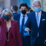 President-elect Joe Biden and wife Jill Biden receives first dose of COVID-19 vaccine