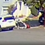 Video shows Asian woman pushed to ground, robbed at gunpoint in San Francisco