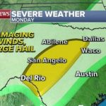 Deadly storms sweep South as new storm set to bring severe weather to Texas