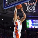 Florida Gators' Keyontae Johnson won't enter NBA Draft, waiting on clearance