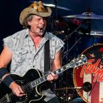 Ted Nugent announces he's tested positive for COVID-19