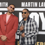 Will Smith and Martin Lawrence celebrate the 26th anniversary of 'Bad Boys'