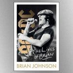 AC/DC's Brian Johnson releasing new memoir, 'The Lives of Brian,' in October