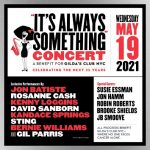 Sting among artists who will perform at benefit for Gilda's Club NYC next month