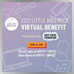 Brian Wilson, Steve Vai join lineup of Little Kids Rock Foundation's 2021 virtual benefit, taking place tonight