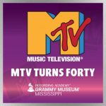 Items from Aerosmith, Dire Straits, Poison part of MTV 40th Anniversary Grammy Museum exhibit