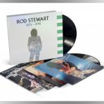 Rod Stewart vinyl box set features four of his biggest albums, plus a bonus LP of 'Encores'