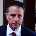 Andy Garcia was proud to shape his 'Rebel' character to reflect his Cuban heritage
