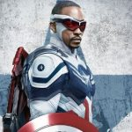 Marvel Studios releases new poster of Anthony Mackie as Captain America