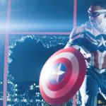 Could the new Captain America be flying into Spider-Man's neighborhood?