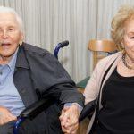 Anne Douglas, wife of Kirk Douglas, dies at 102