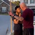 White soldier charged with assault for shoving, berating Black man in viral video