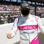Castroneves wins Indy 500