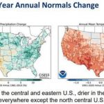 Most of US experienced warming trend over last 30 years: NOAA