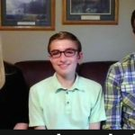 Teen reacts to winning four-year college scholarship in Ohio's vaccine lottery