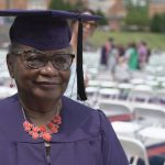 78-year-old graduate fulfills lifelong dream of earning college degree