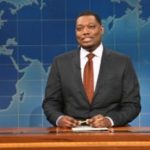 """Michael Che tells 'The View' """"I thought I had the vaccine for Black appropriation"""" after 'SNL' sketch flap"""