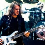 Megadeth's David Ellefson out of the band following leaked videos