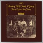 Check out previously unreleased demo of the title track to CSNY's debut album, 'Déjà Vu'