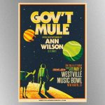 Ann Wilson sang Led Zeppelin tunes and a Heart classic with Gov't Mule at concert Sunday in Connecticut