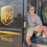 UPS driver shares message of hard work, inspires scholarship fund