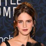 Emma Watson breaks social media silence to dispel rumors that she is engaged