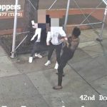 Suspect caught on video attacking Asian woman with hammer in NYC