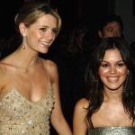 Rachel Bilson and Melinda Clarke react to Mischa Barton's bullying claims about 'The O.C.'