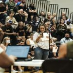 How school board meetings have become emotional battlegrounds for debating mask mandates