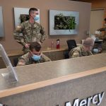 Oregon National Guard deployed to aid hospitals overwhelmed with COVID-19 patients