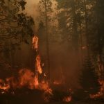 Caldor Fire moves closer to Lake Tahoe resort town, prompts more evacuations