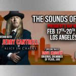 Soundgarden's Kim Thayil & Alice in Chains' Jerry Cantrell taking part in Rock 'n' Roll Fantasy Camp