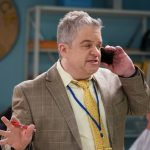 """Patton Oswalt on the """"sweet relationship"""" at the center of 'AP Bio', and the show's insane shipping episode"""