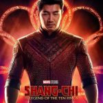 'Shang-Chi and the Legend of the Ten Rings' repeats at #1 with $35.7 million weekend