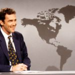 Norm Macdonald mourned by, you guessed it: Frank Stallone