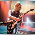 """Judas Priest's Richie Faulkner shares scary details of """"aortic aneurysm"""" that led to emergency heart surgery"""