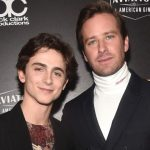 Timothée Chalamet dodges questions about 'Call Me By Your Name' co-star Armie Hammer controversy