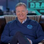 Roger Goodell excited for fans, being on stage at 2021 NFL Draft