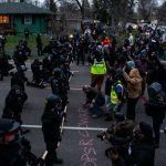 BLM crowds gather to protest after Minnesota police officer fatally shoots driver during traffic stop
