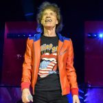 """Mick Jagger reveals he's """"written a lot of songs and done lots of…finished records"""" during the pandemic"""
