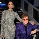 Elton John & Dua Lipa duet at annual Oscar party, raise $3 million for global effort to end AIDS