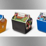Igloo coolers inspired by The Beatles' Yellow Submarine animated film available now