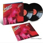 Bob Seger & The Silver Bullet Band's classic 1976 'Live Bullet' album to be reissued on vinyl