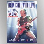 """Mark Farner says Chilean audience at concert captured for his new live DVD """"showed me the love"""""""