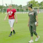 In the NFL, these women are making a power play for change