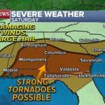 Millions under threat for tornadoes, severe weather this weekend