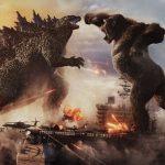 'Godzilla vs. Kong' three-peats atop box office