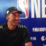 Scottie Pippen announces death of eldest son, Antron: 'A kind heart and beautiful soul gone way too soon'