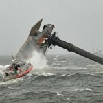 Six rescued, others missing after 129-foot lift boat capsizes off Louisiana coast