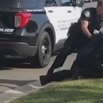 California police officer allegedly punches woman twice in the face during arrest